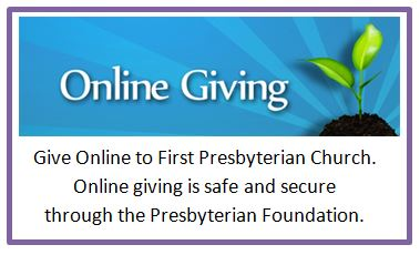 Give to 1st Pres