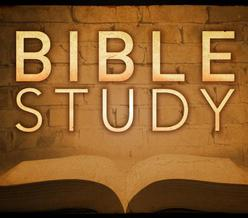 Click for latest Bible studies