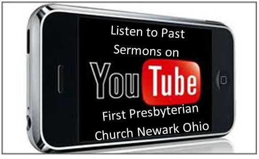 Hear past sermons on our YouTube page.